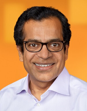 Sudhakar Ramakrishna, CEO, SolarWinds