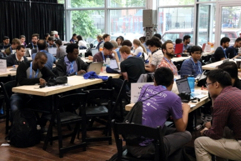 DeveloperWeek NY and MongoDB World Tackle Transformation