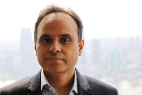 Srikanth Velamakanni, Fractal AnalyticsImage: Joao-Pierre S. Ruth