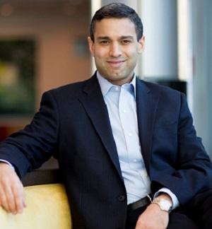 Vikram Mansharamani, Harvard