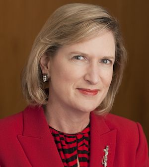 Maggie Wilderotter, HPE Board Member Image: HPE