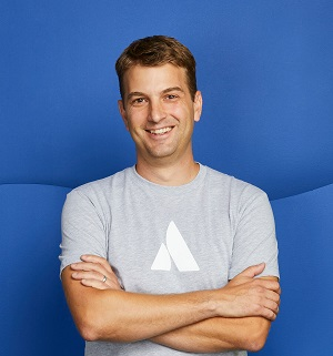 Adrian Ludwig, AtlassianImage: Atlassian