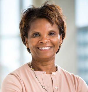Myra Davis, CIO, Texas Children's Hospital Image: HPE