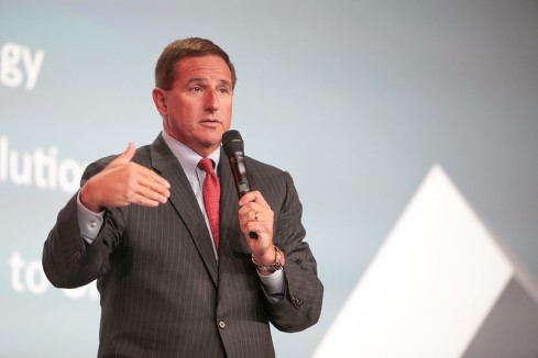 Mark Hurd, Oracle (2014)Image: Hartmann Studios