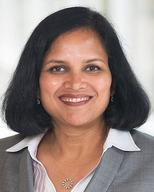 Rashmi Kumar, CIO, HPE Image: HPE