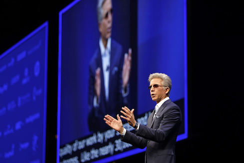 SAP CEO Bill McDermott at SAPPHIRE NOW