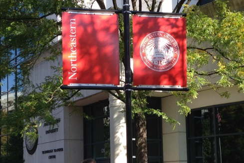 Image: Northeastern University