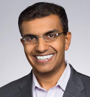Informatica CEO Anil Chakravarthy
