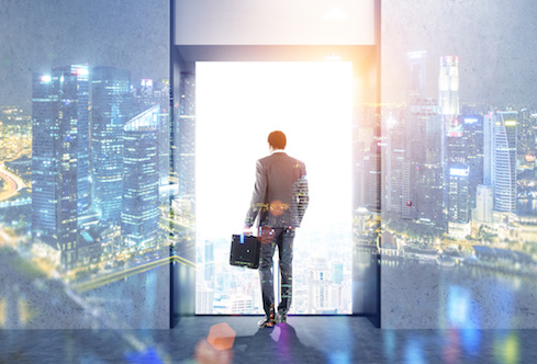 Going Up? Otis Elevator Hits Digital Transformation Button
