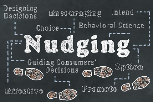 Data-Driven Nudging: Cool or Uncool?