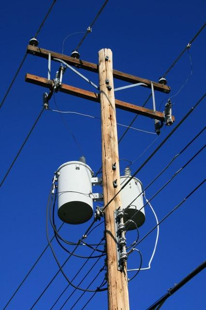 Pole Overhead Line Structures : Google fiber utility poles the fcc network computing