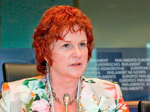 Sharon Bowles, retiring MEP, Chair, Economic and Monetary Affairs Committee, European Parliament